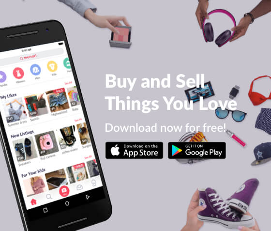 Download Mercari Now
